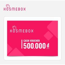 Phiếu quà tặng Kosmebox 500k