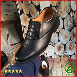 Giày sandal nam công sở da bò thật giản dị đế mềm êm thoáng khí kiểu dáng mới 2021 Hàn Quốc