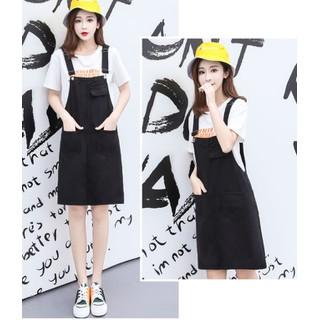 Váy yếm jeans ngắn VYN07 - Váy ngắn [ĐƯỢC KIỂM HÀNG] 29342827 - 29342827 thumbnail