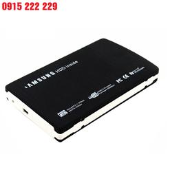 Hộp đựng ổ cứng HDD Box Sam Sung 2.5 Sata 2.0 dùng cho ổ cứng laptop