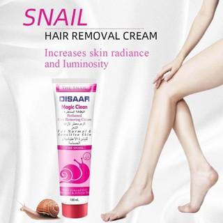 Kem tẩy lông DISAAR MAGIC CLEAN tinh chất nha đam , nghệ , ốc sên - tẩy lông toàn thân - Kem tẩy lông DISAAR MAGIC CLEAN tinh chất nha thumbnail