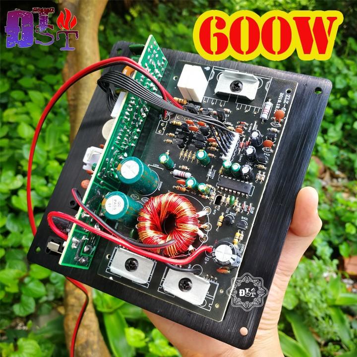 Bộ khuếch đại âm thanh HIFI 600W 12V