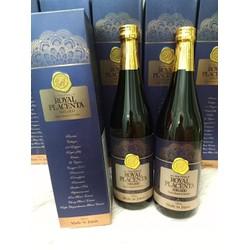 [chuẩn auth date mới] Nước uống JpanWell Royall Placenta 500000mg từ Nhật Bản 720ml