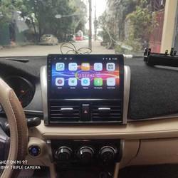 Màn hình Android Theo Xe Toyota Yaris 2012-2018 Cắm sim 4G