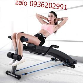Ghế cong tập cơ bụng và cơ toàn thân- ghế tập gym tại nhà - Ghế cong tập cơ bụng và cơ toàn thân