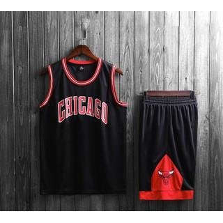 Bộ quần áo bóng rổ Chicago Bull - Mát và bền - Quần Áo Bóng Rổ thumbnail