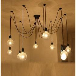 It Smart - Đèn trần trang trí phòng khách 10 bóng 3w cao cấp