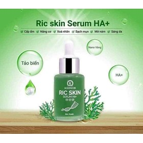 Ric Skin Serum Ha dưỡng da - Ric Skin Serum Ha dưỡng da