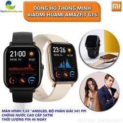 [Bản Quốc Tế] Đồng Hồ Thông Minh Theo Dõi Vận Động Theo Dõi Sức Khỏe Xiaomi Huami Amazfit GTS - Bảo Hành 12 Tháng