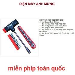 bộ tuýp chữ T đa năng top cao cấp-made in taiwan