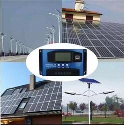 MPPT sạc pin năng lượng mặt trời MPPT 30A
