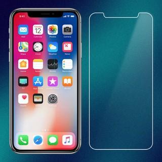Kính Cường Lực iphone 6 6s 6Plus 6sPlus 7 8 7Plus 8Plus X Xs Xr XsMax Loại Tốt Có Hộp - Tặng thêm bộ khăn vệ sinh màn hình - Kinh Cuong Luc Trong IP thumbnail