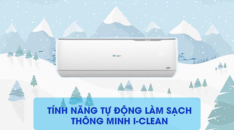 EasyCare - Máy lạnh Casper Inverter 1 HP GC-09TL32