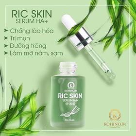 Ric Skin Serum Ha dưỡng da trị nám tàn nhan - Ric Skin Seru