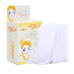 Bông tẩy trang Vov hộp 100 miếng hàng Nhật