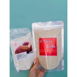 Ủ Trắng Cafe House Handmade 300g tặng kèm bột đậu đỏ
