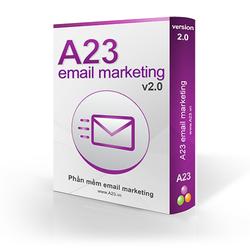 Phần mềm gửi email hàng loạt A23