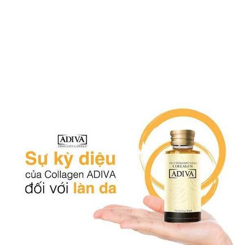 Collagen Adiva dạng nước 1 lọ - Sắc đẹp làn da - Tự tin như Diva - 8936084080275-1