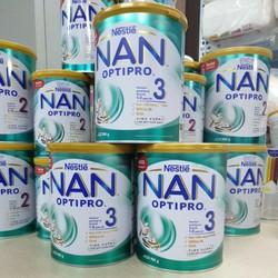 Sữa Bột Nestlé Nan Optipro Số 3 Hộp 900G Date 2021