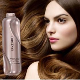 Hấp ủ tóc - Hấp ủ lụa tơ tằm phục hồi tóc FAKESHU 618ml - sagwg