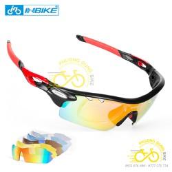 Bộ kính mát xe đạp thể thao 5 mặt INBIKE IG16916