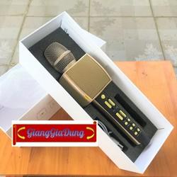 Micro Karaoke Bluetooth 12W Full Chức Năng Cho Điện Thoại