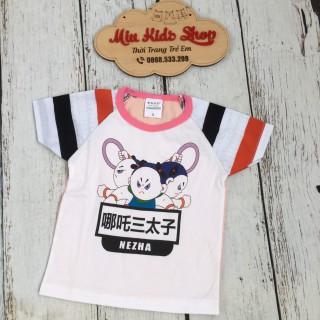 Áo phông in 3D cho bé - áo phông hè cho bé - ANSGDF thumbnail