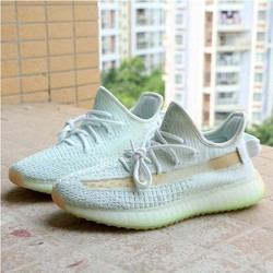 Giày Sneakers YZ350 V2 beluga. 2.0. Trắng Vàng GIÀY THỂ THAO Nam,Nữ Siêu Êm ,Hót