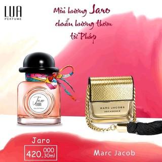 Nước hoa nữ Lua Jaro NGỌT NGÀO, NHẸ NHÀNG ĐẦY TINH TẾ (30ML) - LUA JARO thumbnail