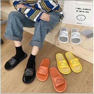 Giày Dép Nhựa Đi Mưa Dép Nhựa Nữ Dép Đi Trong Nhà Siêu Hót - dp gu nhn thumbnail
