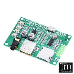 Mạch Giải Mã Âm Thanh MP3 Bluetooth 5.0 BT201