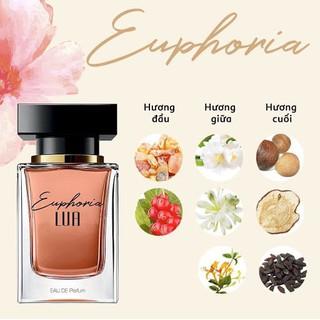 Nước hoa nữ Lua Euphoria - QUYẾN RŨ, BÍ ẨN VÀ PHÁ CÁCH (30ML) - LUA EUPHORIA thumbnail