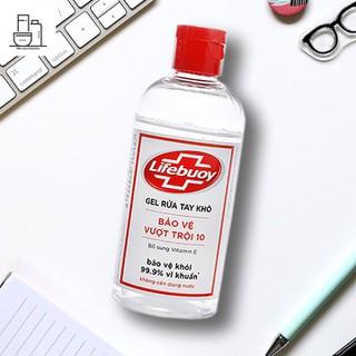 Gel Rửa Tay Khô Sạch Siêu Nhanh Lifebuoy Bảo Vệ Vượt Trội 10 235ml - gellb235 thumbnail