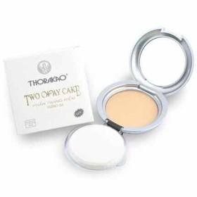 Phấn trang điểm trắng da Two Way Cake Thorakao 10g - Trắng - S1933