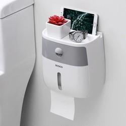 Hộp đựng giấy vệ sinh cao cấp mẫu mới
