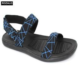 Dép sandal nam quai hậu Rozalo R3500