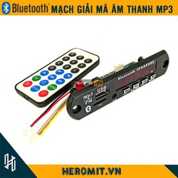 Mạch giải mã âm thanh Bluetooth 5.0 Mạch Thu Bluetooth MP3