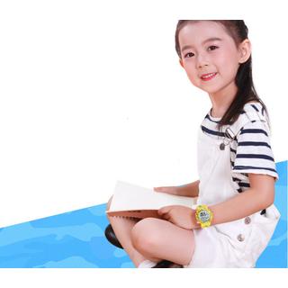 [MIỄN PHÍ GIAO HÀNG] Đồng hồ trẻ em đa chức năng kết hợp đèn Lex 7 màu chính hãng COOBOS - COOBOS1 2