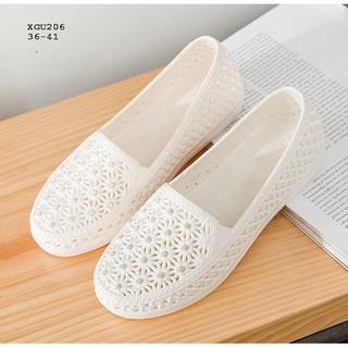 Giày Nhựa Nữ Đi Mưa - GN10 - Được ktra hàng thumbnail