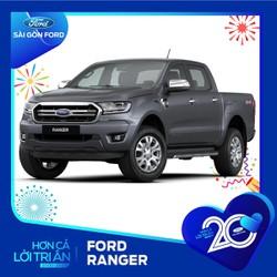 Ford Ranger XLT 2.0L AT