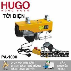 Máy Tời Treo Hugo 1000 kg