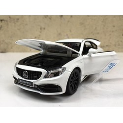 Mô hình xe ô tô Mercedes C63S AMG Coupe