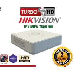 Đầu ghi hình Hikvision DS-7108HQHI-K1 - Đầu thu 8 kênh - Bảo hành 24 tháng