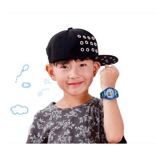 [MIỄN PHÍ GIAO HÀNG] Đồng hồ trẻ em đa chức năng kết hợp đèn Lex 7 màu chính hãng COOBOS - COOBOS1 5