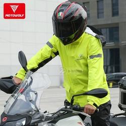 Bộ Quần Áo Mưa Đi Xe Máy Moto Motowolf