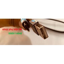 Dây sạc micro USB DLC 2518F dây dẹp