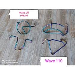 BẢO VỆ LỐC MÁY Dream Wave TITAN GIÁ RẺ
