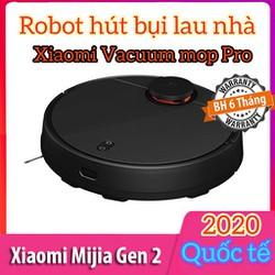[Bản Quốc Tế] Robot hút bụi, lau sàn Xiaomi Mijia Gen 2 - Vacuum Mop Pro 2020