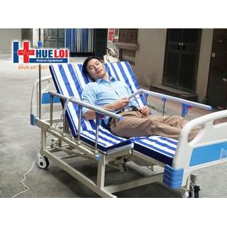 Gường y tế đang năng tự động có tay quay phụ khi mất điện - GDD15000-2 thumbnail