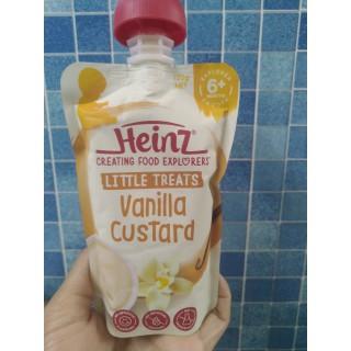 Váng sữa heinz Úc vị Vani 6+ 120g - VSHVANI6m thumbnail